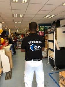 agent de sûreté