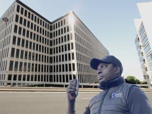 agent de sécurité rms