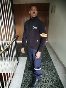 agent de sécurité métier