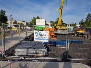 sécurité chantier construction btp